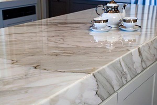 Marble Treated With Clearstone
